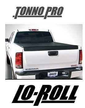 Tonneau Cover Tonnopro Lo Roll Truck Chevy Silverado Suburban GMC Sierra 6'5 Bed