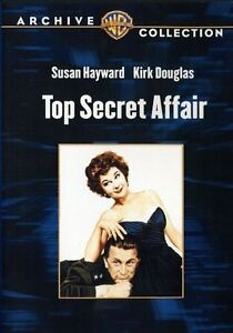 Top Secret Affair (DVD, 2009)