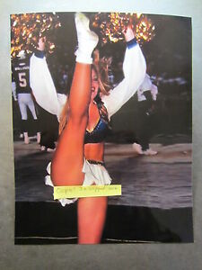 ... -8x10-photo-Cowboys-cheerleader-sexy-lower-half-wardrobe-malfunction