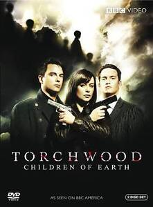 Torchwood - Children of Earth (DVD, 2009...