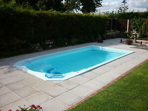 Toriba Fibreglass Swimming Swim Spa Fiberglass Pool New Ebay