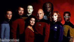Tortenaufleger-Star-Trek-Dekoration-A4-essbar-Kuchen-backen-DVD-Geburtstag-neu