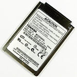 "Toshiba 20 GB,Internal,4200 RPM,1.8"" (MK..."