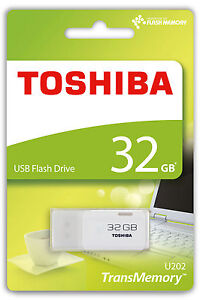 Toshiba-32GB-USB-Stick-2-0-Speicherstick-32-GB-Flash-Disk-Drive