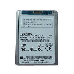 Toshiba MK1626GCB 160 GB,Internal,3600 R...