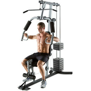 how to add weight to a total gym