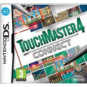 TouchMaster: Connect  (Nintendo DS, 2010...