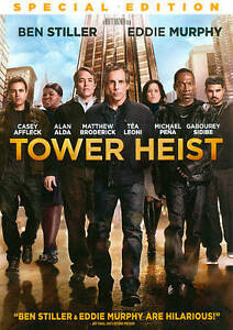 Tower Heist (DVD, 2012) in DVDs & Movies, DVDs & Blu-ray Discs | eBay