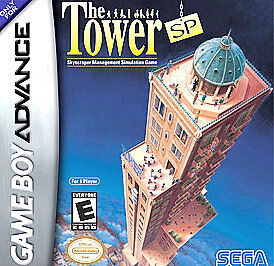 Tower SP  (Nintendo Game Boy Advance, 20...
