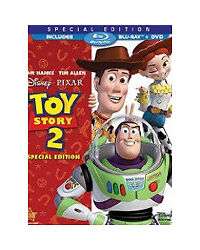 Toy Story 2 (Blu-ray/DVD, 2010, 2-Disc S...
