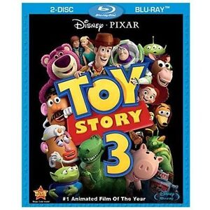 Toy Story 3 (Blu-ray Disc, 2010, 2-Disc ...