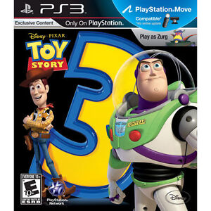 Toy Story 3  (Sony Playstation 3, 2010)