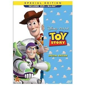 Toy Story (Blu-ray/DVD, 2010, 2-Disc Set...