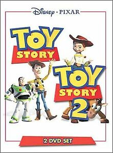 Toy Story/Toy Story 2 (DVD, 2000, 2-Disc...