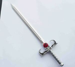 Swords Omens on Toy Thundercats Sword Of Omens Loose About 20cm 8  Long Rare   Ebay