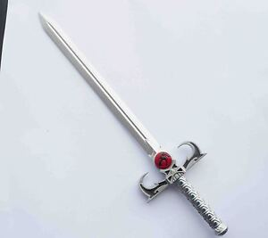 Sword Omen on Toy Thundercats Sword Of Omens Loose Size About 20cm 8  Long Rare