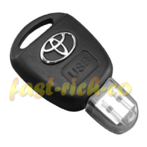 Toyota Design Car Key USB 2.0 Memory Stick Flash Pen Drive 4GB in Consumer Electronics, Gadgets & Other Electronics, Other | eBay