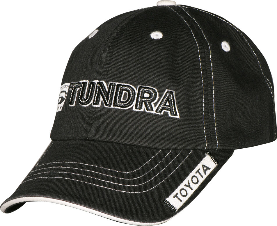 Toyota Hats Toyota Tundra Black and White Hat | eBay