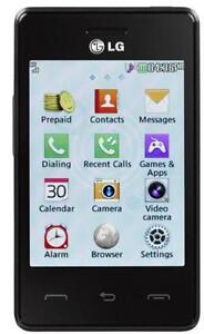 tracfone lg840g cell phone triple minutes ebay lg840g cover android