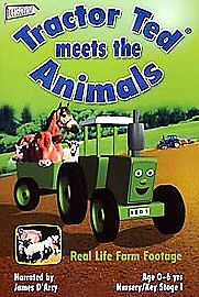 Tractor Ted Meets The Animals (DVD, 2006...