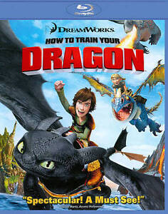 How to Train Your Dragon (Blu-ray Disc, ...