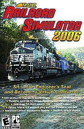 Trainz Railroad Simulator 2006 (PC, 2006...