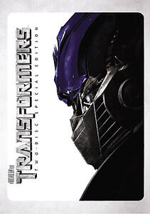 Transformers (DVD, 2007, 2-Disc Set, Spe...