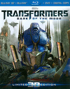 Transformers: Dark of the Moon (Blu-ray/...