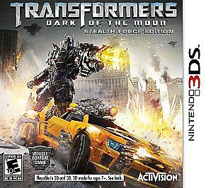 Transformers: Dark of the Moon -- Stealt...