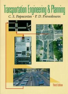 Transportation Engineering and Planning ...
