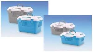 Transportbox-Katzenbox-Katzentransportbox-Nagerbox-fuer-Kleintiere-Trangetasche