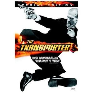 The Transporter (DVD, 2003, Lenticular)
