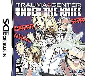 Trauma Center: Under the Knife  (Nintend...
