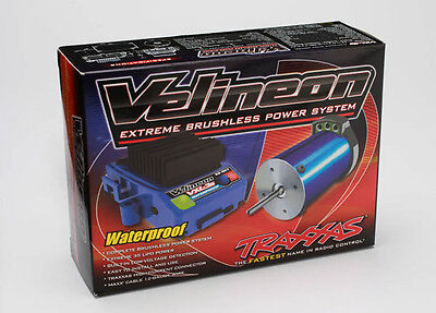Traxxas 3350x Velineon VXL-3s ESC & 3500 Brushless Motor Combo TRA3350X in Toys & Hobbies, Radio Control & Control Line, RC Engines, Parts & Accs | eBay