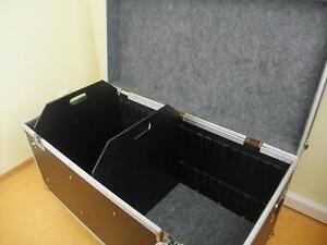 trennbrett trennwand f r flyht 60 cm und 120 cm transporcases mit rollen neu ebay. Black Bedroom Furniture Sets. Home Design Ideas