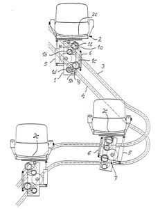 treppenlift selbst bauen treppen lift technik patente patentschriften ebay. Black Bedroom Furniture Sets. Home Design Ideas