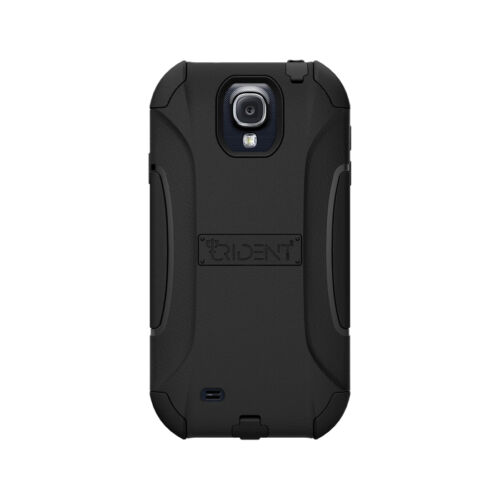Trident Aegis Protective Case Cover for Samsung Galaxy S 4 IV ~ BLACK in Cell Phones & Accessories, Cell Phone Accessories, Cases, Covers & Skins | eBay