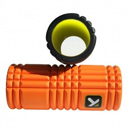 Trigger Point Therapy THE GRID *Orange* Foam Roller CrossFit Mobility WOD Sealed in Sporting Goods, Exercise & Fitness, Gym, Workout & Yoga | eBay