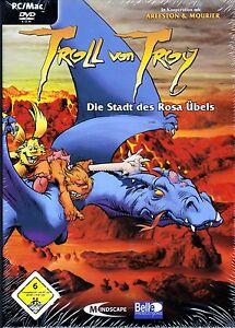 Troll von Troy - Die Stadt des Rosa Übels (PC/Mac, 2008, DVD-Box) - <span itemprop='availableAtOrFrom'>NRW, Deutschland</span> - Troll von Troy - Die Stadt des Rosa Übels (PC/Mac, 2008, DVD-Box) - NRW, Deutschland