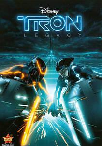 Tron: Legacy (DVD, 2011)