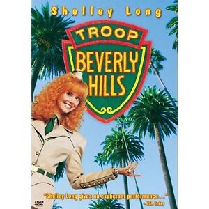 Troop Beverly Hills (DVD, 2003)