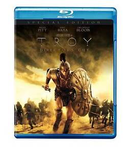 Troy (Blu-ray Disc, 2007, Director's Cut...