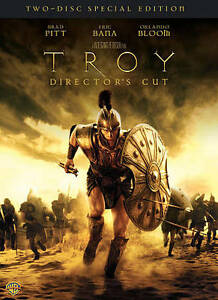 Troy (DVD, 2007, 2-Disc Set, Canadian; D...