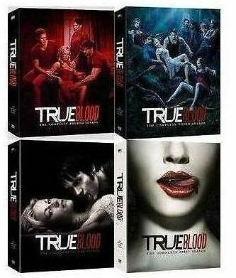 True Blood: ALL FOUR SEASONS 1-4 DVD FREE PRIORITY SHIPPING in DVDs & Movies, DVDs & Blu-ray Discs | eBay