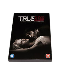 True-Blood-Series-2-Complete-Season-DVD-2010-5-Disc-Box-Set-HBO-New-Sealed