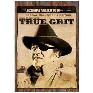 True Grit (DVD, 2007, Special Collector'...