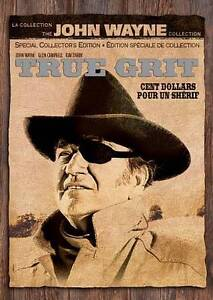 True Grit (DVD, 2011, Canadian; Special ...