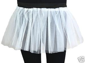Tuetue-Ballettrock-Junggesellenabschied-Ballettkleid-Tuellrock-Petticoat-Tutu-Rock