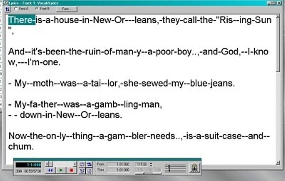 1000 Midi/ Karaoke Files on CD w/Lyrics *1500 songs* Player