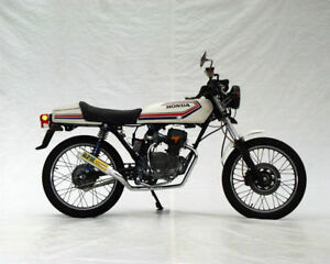 tuning auspuff exhaust honda cb 50 j cb50 neu ovp ebay. Black Bedroom Furniture Sets. Home Design Ideas